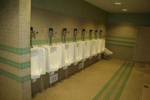 Office Bathroom Urinals